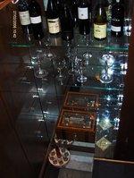Spiegel und Glasplattenn
